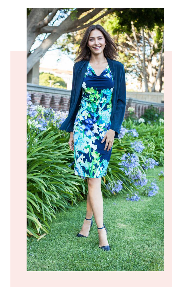 Stylish and Different Wedding Guest Outfit Ideas from LE TOTE